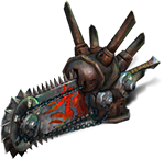 Guild Wars 2 Chainsaw